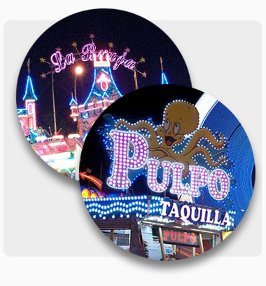 Ferias y Circos